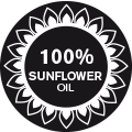 100sunflower