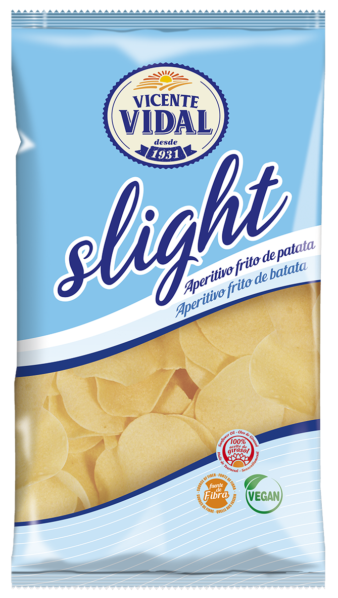 3D Patatas Slight 120g