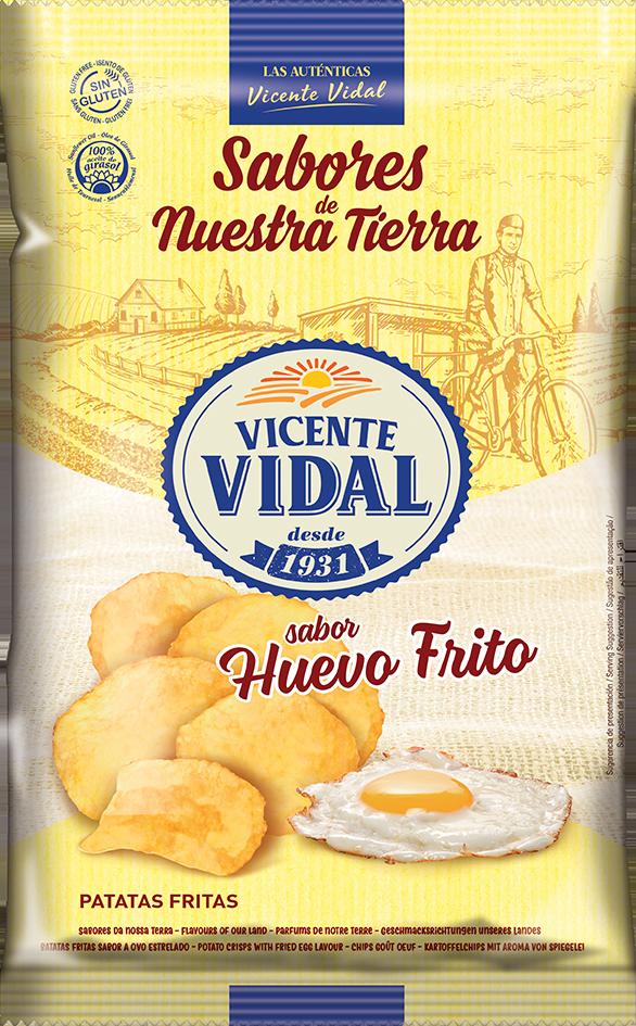 3D PVV Huevo Frito 8cm